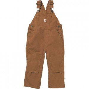Canvas Bib Overall Pant - Infants