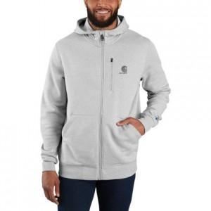 Force Delmont Graphic Full-Zip Hooded Sweatshirt - Mens
