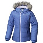 Katelyn Crest Insulated Jacket - Girls