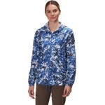 Flash Forward Printed Windbreaker - Womens