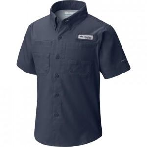 Tamiami Short-Sleeve Shirt - Boys