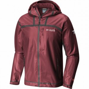 Titanium Outdry Ex Stretch Hooded Shell Jacket - Mens