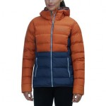 Explorer Falls Hooded Down Jacket - Womens