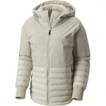 Open Site Hybrid Hooded Jacket - Womens