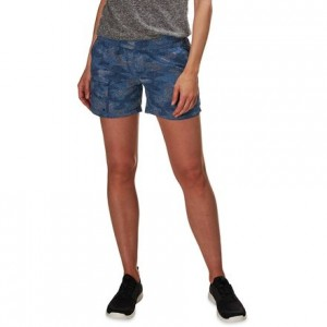Silver Ridge Printed Pull On Short - Womens