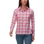 Silver Ridge Lite Plaid Long-Sleeve Shirt - Womens