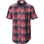 Leadville Ridge Yarn Dye Short-Sleeve Shirt - Mens