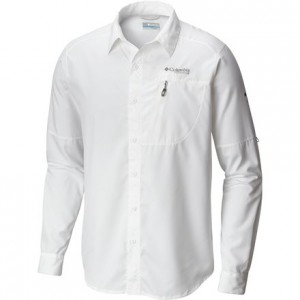 Northern Ground Long Sleeve Shirt - Mens