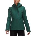 Whirlibird III Interchange Hooded Jacket - Womens