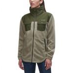 Benton Springs Overlay Full-Zip Fleece Jacket - Womens