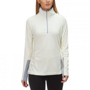 Glacial IV Print 1/2-Zip Fleece Pullover - Womens