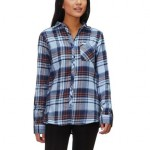 Simply Put II Flannel Shirt - Womens