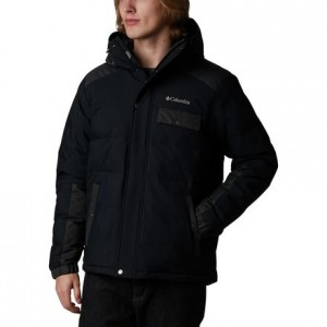 Winter Challenger Hooded Jacket - Mens