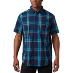 Boulder Ridge Short-Sleeve Shirt - Mens
