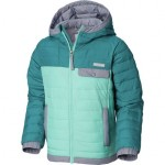 Mountainside Full-Zip Jacket - Girls