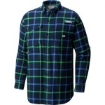 Bonehead Flannel Long-Sleeve Shirt - Mens