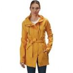 Pardon My Trench Rain Jacket - Womens