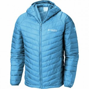 Titanium Snow Country Hooded Jacket - Mens