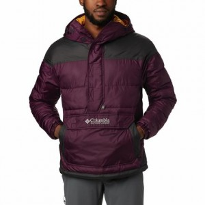 Lodge Pullover Jacket - Mens