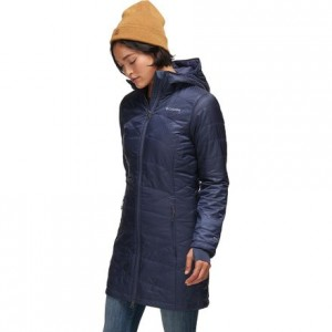 Mighty Lite Hooded Insulated Jacket - Womens
