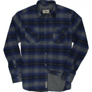 Shayne Flannel Shirt - Mens