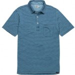 Indigo Polo Shirt - Mens