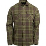 Handlebar Tech Flannel Shirt - Mens
