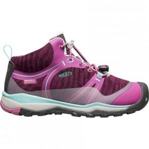 Terradora Mid WP Shoe - Girls