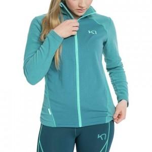 Kari Full-Zip Fleece - Womens