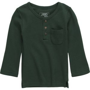 Thermal Long-Sleeve Shirt - Toddler Boys