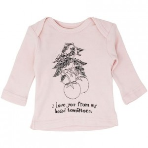 Lil Punkin Graphic Long-Sleeve Top - Infants