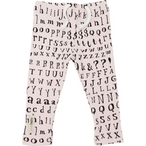 Lil Punkkin Drawsting Leggings - Infants