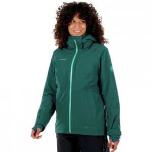 Cruise HS Hooded Thermo Jacket - Womens