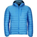 Quasar Nova Hooded Down Jacket - Mens