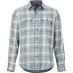 Jasper Midweight Flannel Long-Sleeve Shirt - Mens