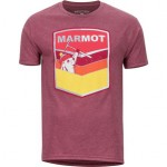 Retro Short-Sleeve T-Shirt - Mens