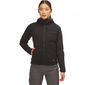 Kor Strata Hooded Jacket - Womens