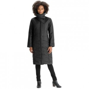 Sclendre Trench Insulated Jacket - Womens