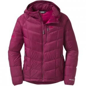 Sonata Down Hooded Jacket - Womens
