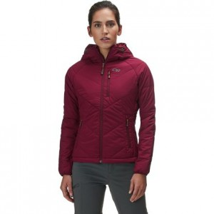 Refuge Hooded Jacket - Womens