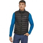 Down Sweater Vest - Mens