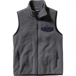 Lightweight Synchilla Snap-T Fleece Vest - Mens