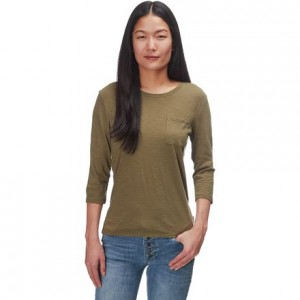 Mainstay Top - 3/4-Sleeve - Womens