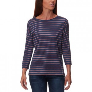 Shallow Seas 3/4-Sleeve Shirt - Womens