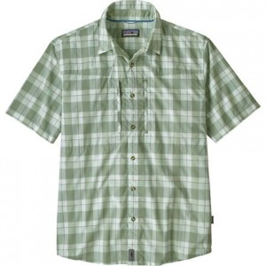 Sun Stretch Short-Sleeve Shirt - Mens