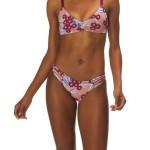 Reversible Seaglass Bay Bikini Bottom - Womens
