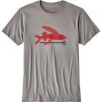 Flying Fish Organic T-Shirt - Mens