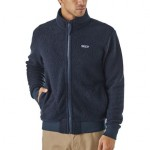Woolyester Fleece Jacket - Mens