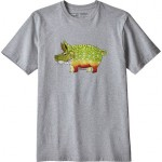 Fish Hog Responsibili-T-Shirt - Mens
