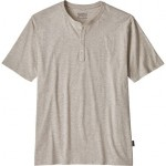 Squeaky Clean Short-Sleeve Henley T-Shirt - Mens